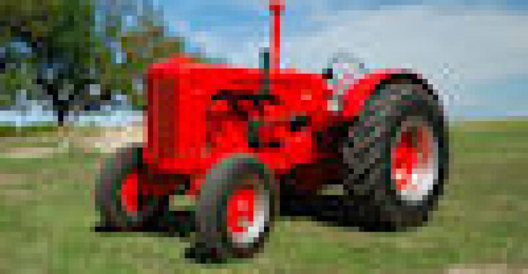Chevron Announces Changes In Tractor Restoration Competition