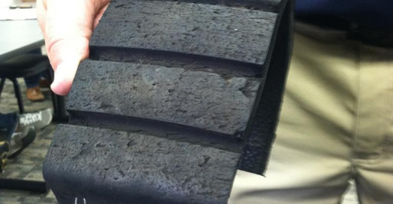 Manufacturers tackle stubble damage on farm tires
