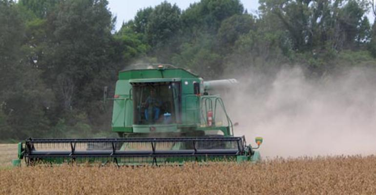 Mid-South soybean harvest shows surprising yields