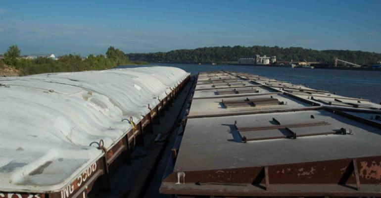 Crumbling Inland Waterway System Puts Farmers, Consumers at Risk