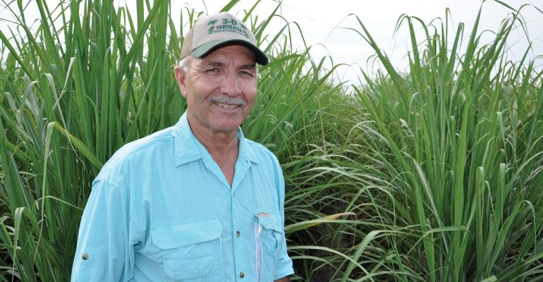 For Louisiana producer Ronnie Gonsoulin the tools of sugarcane production are often the result of Cajun country engineering