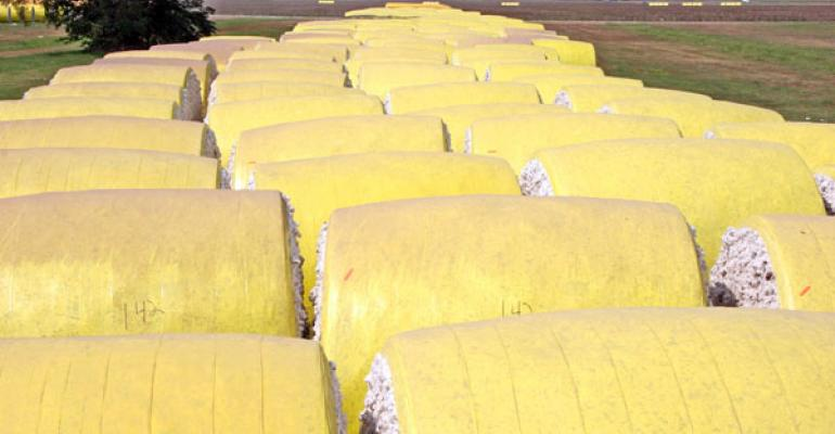 10 million cotton acres intended for 2013