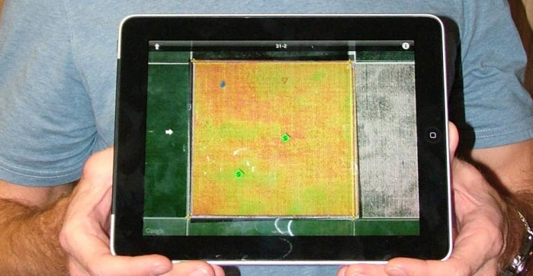 Smartphones and apps taking agriculture by storm