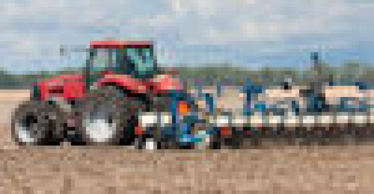 Large Plantings Characterize 2013 Crop Prospects
