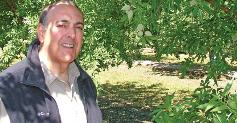 Madera Calif PCA and farmer Dave Loquaci has earn continuation credit for more than three years via the Farm Press online continuation portal