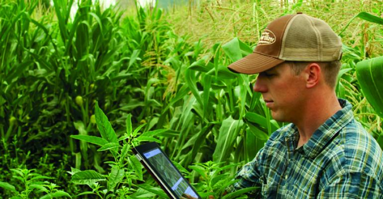The A to Z of technology changing agriculture
