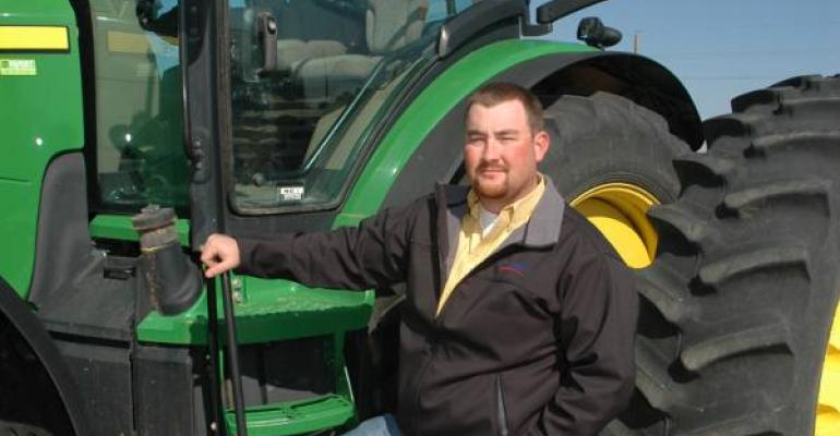 FARMING has always been in Kris Verettrsquos blood He was raised on the Crosby County Texas farm and says he owes a lot to his father Steve and Uncle Eddie for putting him ldquoin the position Irsquom inrdquo