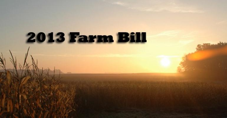 House Ag Committee Drafts Farm Bill