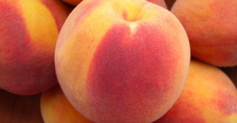 First the freeze, now hail damages Fredericksburg peach crop