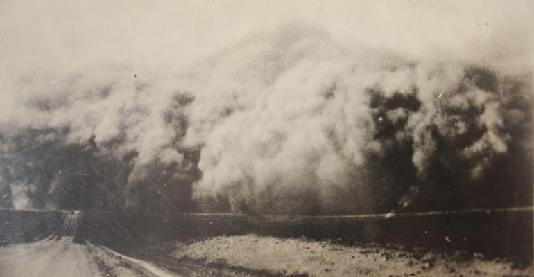 The Dust bowl was a subject for renowned documentary producer Ken Burns last fall The PBS production is up for a Heartland Emmy award