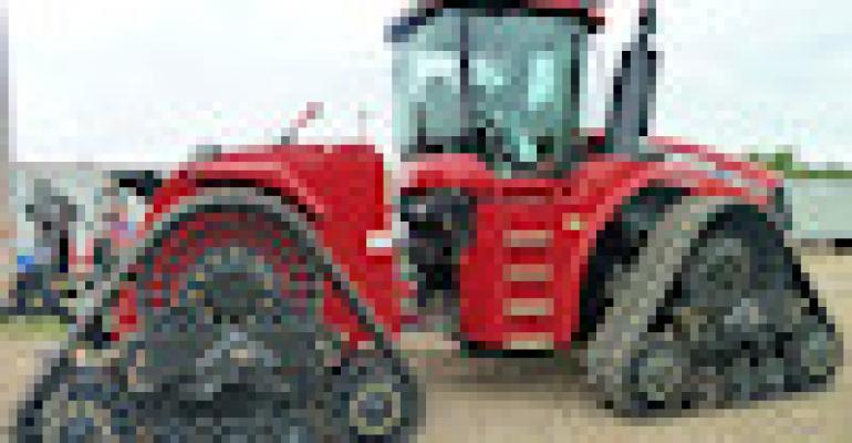 RowTrac Tractor Brings New Power to Row Crops