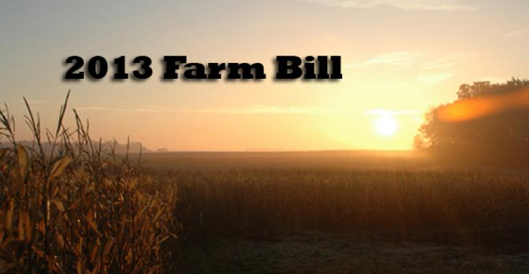 Can the Farm Bill Stand Without the Nutrition Program?