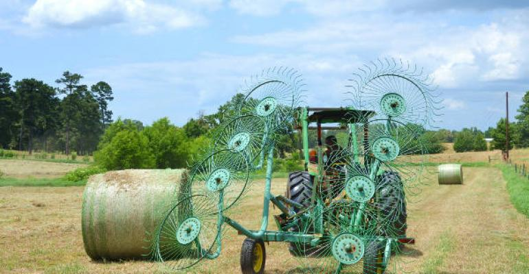 A Texas AgriLife Extension Service custom operator rate guides offers farmers ranchers and custom operators guidelines for pricing work such as raking hay