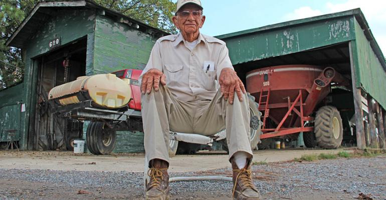Billy Goss Goss Farms Lyon Miss ldquoThere was never a time I can remember that I didnrsquot know I was going to be a farmer Even as a little boy I only wanted to farmrdquo