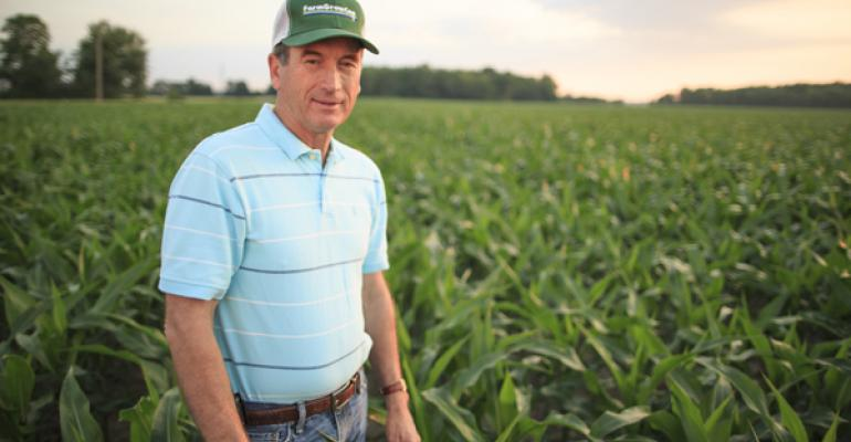 In recent years Hartford City Ind farmer Jim Kline has focused on improving productivity and paying down debt to seize opportunities if and when times get tougher