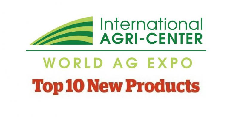 World Ag Expo announces Top-10 New Product Winners
