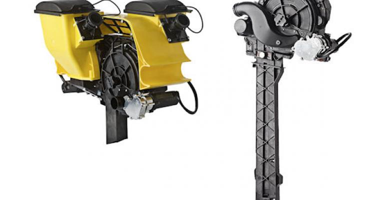 Precision Planting brings a new approach to seed delivery right with its SpeedTube It will be mated to the company39s Vset seed meter for precise delivery even at high speeds