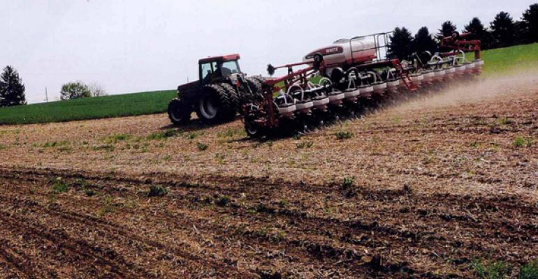 David Wolfskill tears down and rebuilds his planter every winter to make sure it operates at its best Hersquos added spiked row cleaners and spiked closing wheels with squarelink drag chains to boost its notill performance