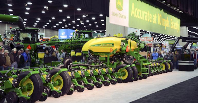 John Deere rolls out ExactEmerge planter system that offers accurate planting at 10 mph The systemapproach to highspeed planting is available for order for the 2015 planting season