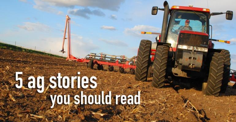 5 Agriculture stories to read, April 25, 2014
