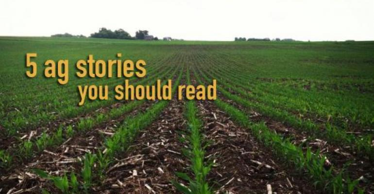 5 Agriculture stories to read, May 15, 2015
