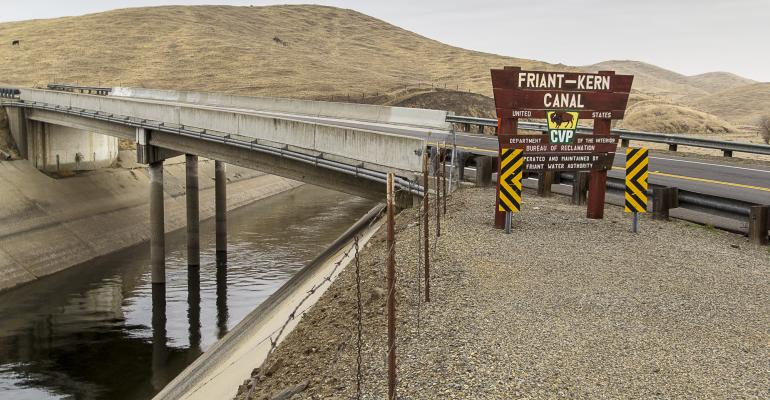 Judge denies request to halt Friant flows