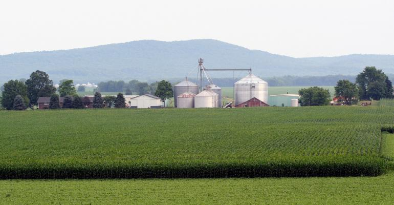 VIRGINIArsquoS GRAIN STORAGE capacity compared to other states is relatively low which may present opportunities for expansion
