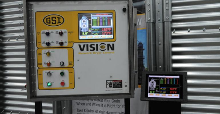Everything that happens on GSIrsquos Vision controller can be monitored on a tablet or mobile device from anywhere