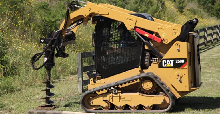 The new Caterpillar D Series of loaders features enhanced visibility redesigned operator control and a Tier 4 final engine to meet the latest emission standards