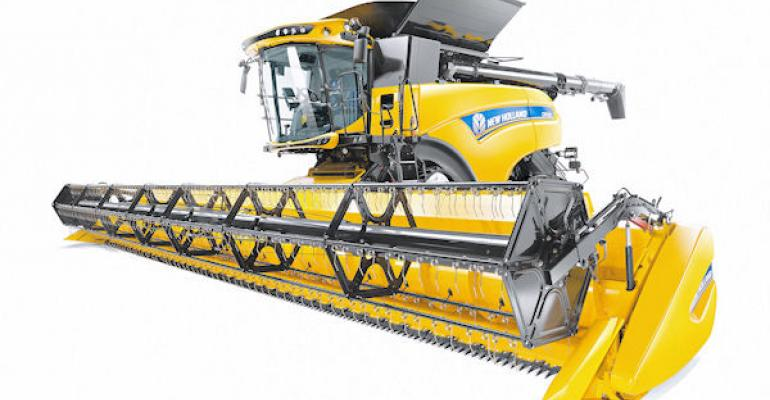New Holland CR1090 combine