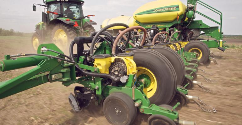 Hitting the field with multi-hybrid planters