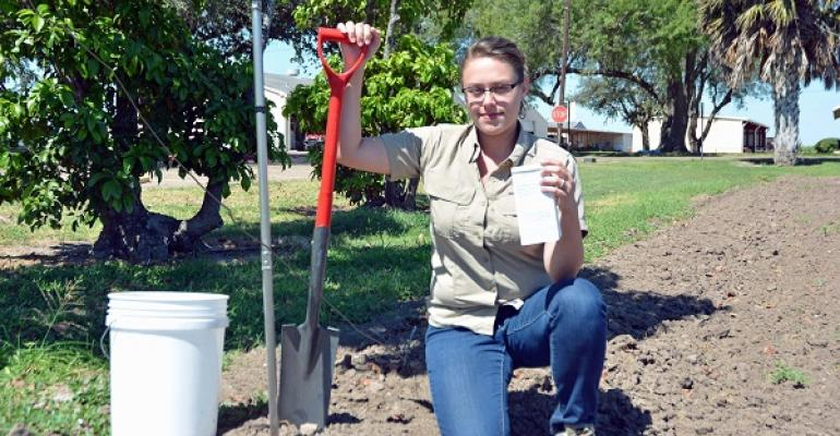 The Lower Rio Grande Valley Soil Testing Campaign runs through February A kickoff event will be held Oct 16