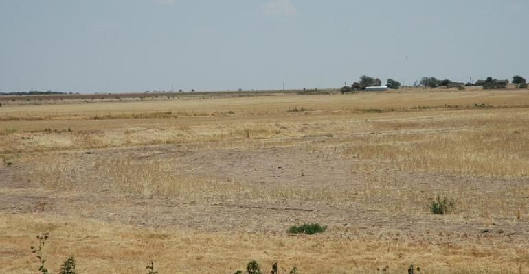 Drought has damagedSouthwest crop and livestock operations for more than three years A provision being implemented in the Agriculture Act of 2014 will allow row crop producers to discount disaster years from the actual production history