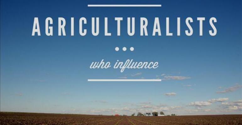 Agriculturalists Who Influence: Sharon Spangler