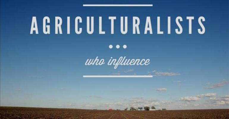 Agriculturalists Who Influence: Bob Easter