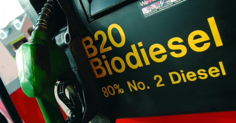 Rising use of biodiesel is hampered by uncertainty over rules from the US Environmental Protection Agency