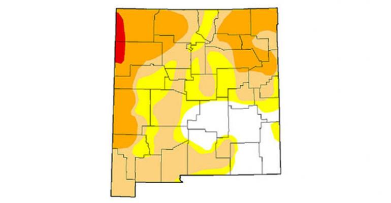 SW drought abating but exceptional drought spots remain