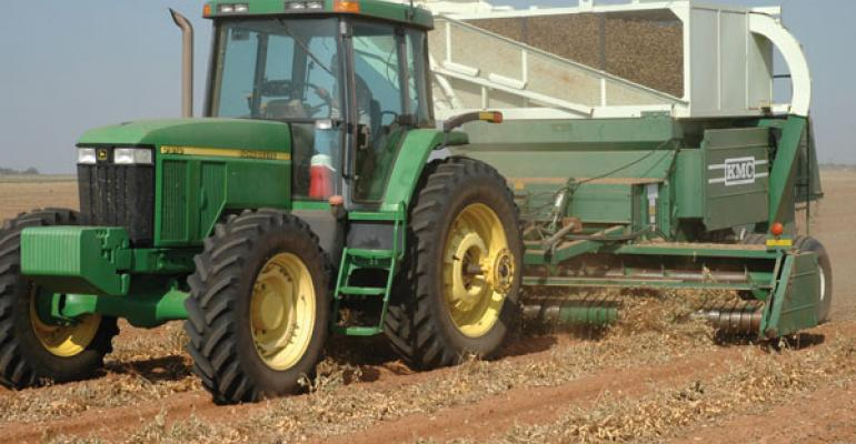 Southwest peanut harvest underway with average or better yields