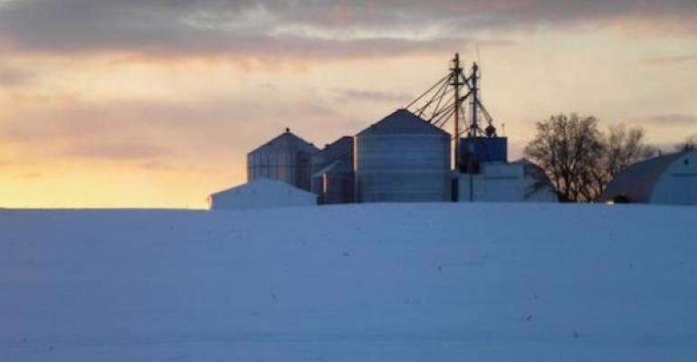 Corn stocks up 7% from December 2013, soybean stocks up 17%