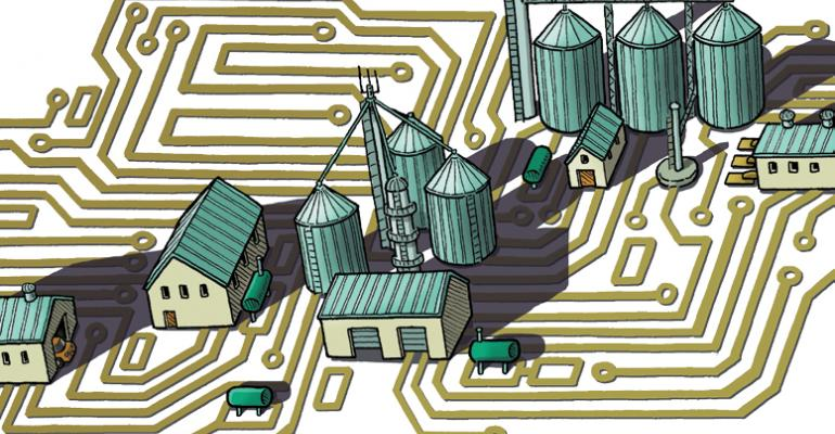 Silicon Valley comes to agriculture