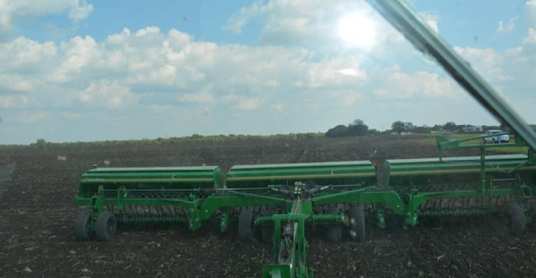 Wheat planters may be rolling soon in parts of the Southwest and many of those areas are needing a little rain