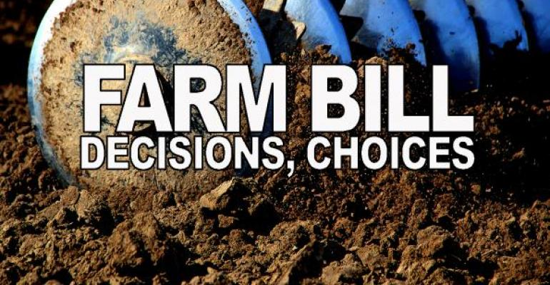 Farm bill update: Crop planting requirements