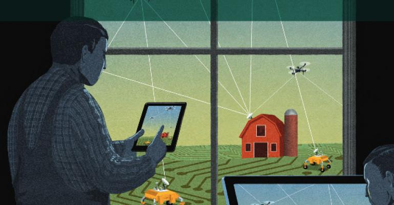 How high-tech farming will reshape agriculture