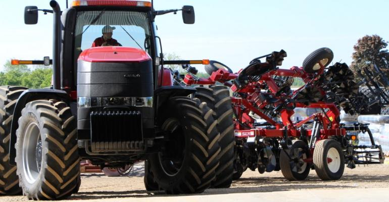 Salford Group gives media a sneakpeek of the I2200 vertical tillage implement