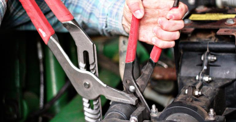 Milwaukee Tool pliers are designed to get a great grip on nuts for easier removal offering greater versatility