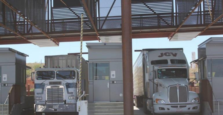 Texas surpasses California in freight volume from Mexico