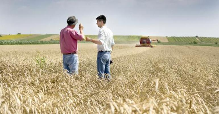 How much of a concern is aging farmer demographic?