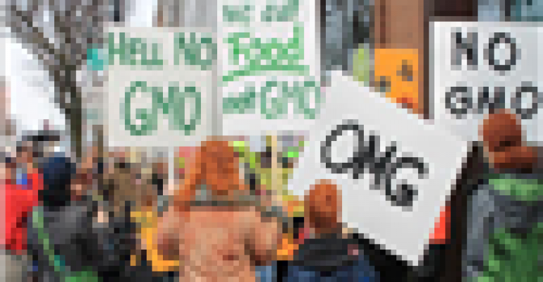Web and Facebook are bully pulpits for  GMO opponents
