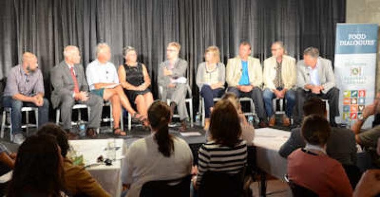Latest Food Dialogues takes on consumer conversation
