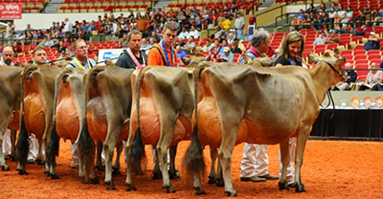 Don't miss 49th World Dairy Expo